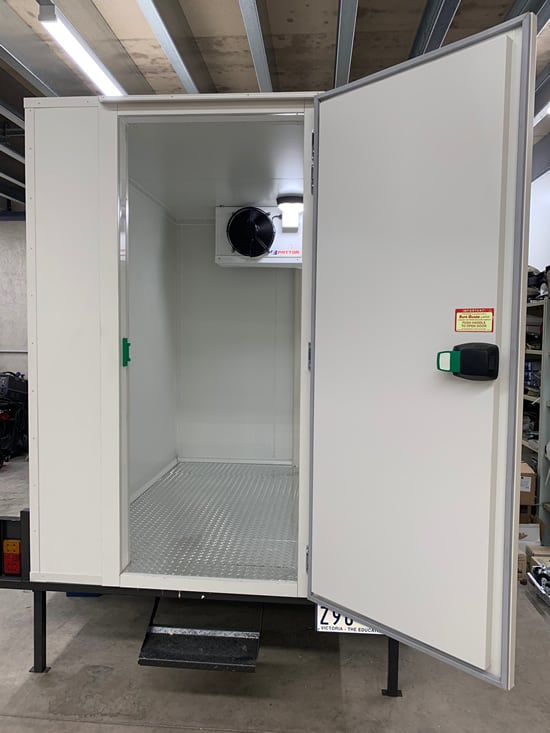 Mobile Coolrooms For Sale